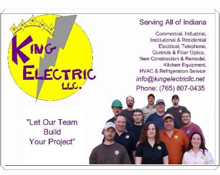 King Electric Team
