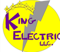 King Electric LLC Logo